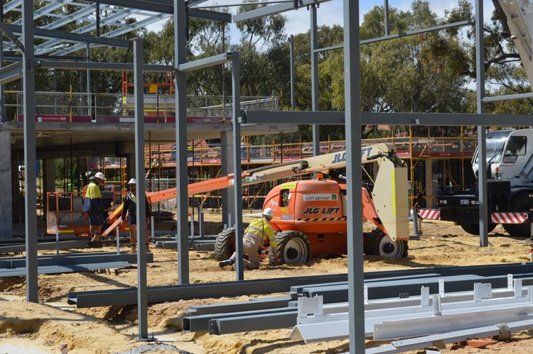 September Construction Update