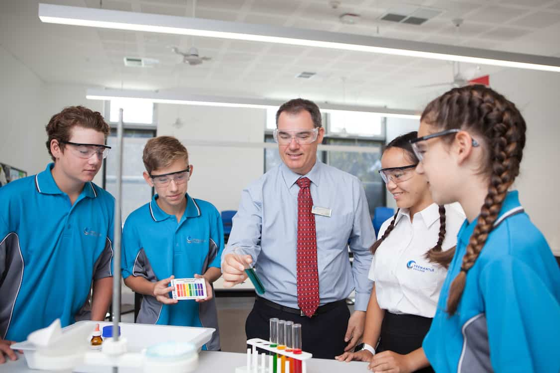 Fremantle College Enrol Now