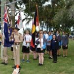 Cockburn ANZAC Parade Fremantle College